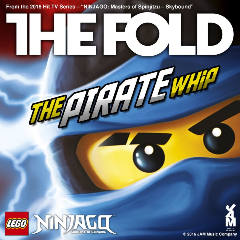 The Fold - LEGO NINJAGO - THE WEEKEND WHIP - THE PIRATE WHIP