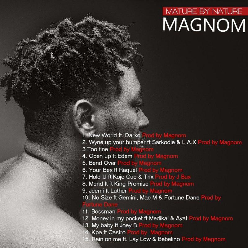 Magnom feat  Medikal & AYAT - Money in My Pocket (feat