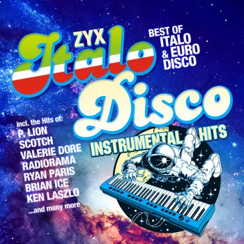 ZYX Italo Disco Instrumental Hits by Various Artists album