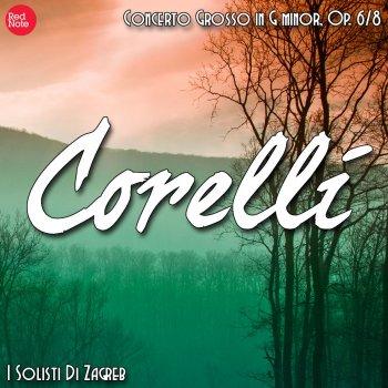 Testi Corelli: Concerto Grosso in G minor, Op. 6/8