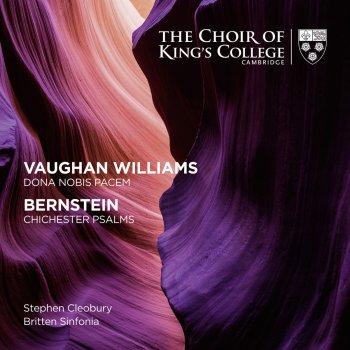 Testi Vaughan Williams: Dona Nobis Pacem / Bernstein: Chichester Psalms