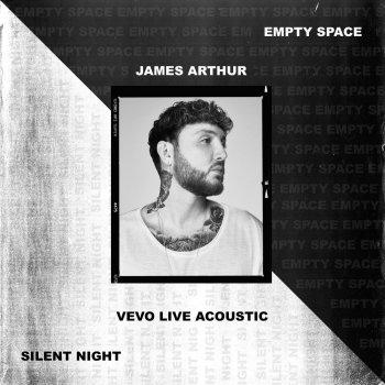 Testi Empty Space / Silent Night - Vevo Live Acoustic