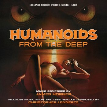 Testi Humanoids From The Deep - Original Motion Picture Soundtracks