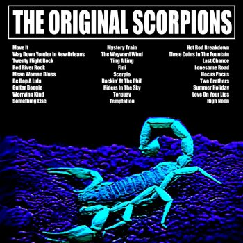 Testi The Original Scorpions