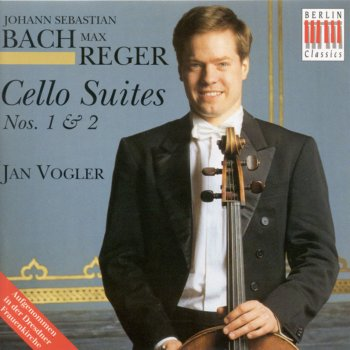 Testi Bach: Cello Suites Nos. 1 and 2 / Reger: Cello Suites, Op. 131c, Nos. 1 and 2