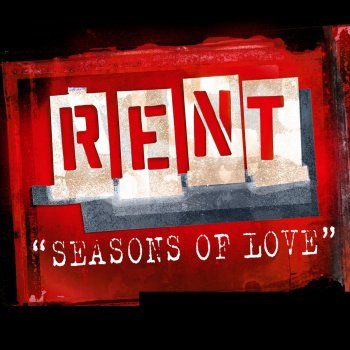Seasons Of Love - From The Motion Picture RENT lyrics – album cover