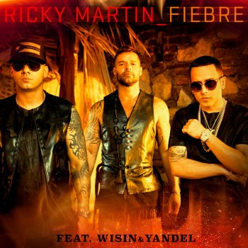 Fiebre lyrics – album cover