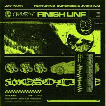 Testi Finish Line (feat. SUPERBEE & Jvcki Wai)