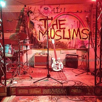 The Muslims - cover art