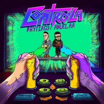 Controla lyrics – album cover