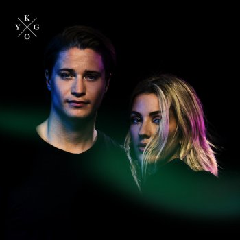 First Time by Kygo & Ellie Goulding - cover art