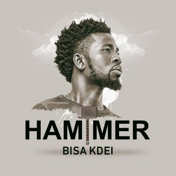 Hammer                                                     by Bisa Kdei – cover art
