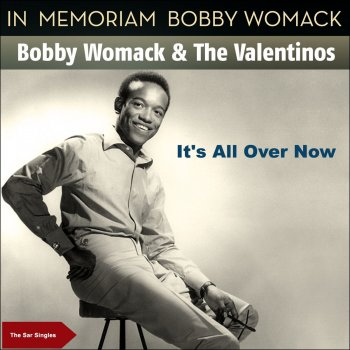 I've Got Love for You by Bobby Womack feat. The Valentino's - cover art