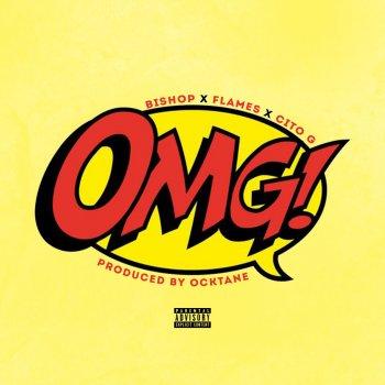 Testi O.M.G. (feat. FLAMES & CITO G)