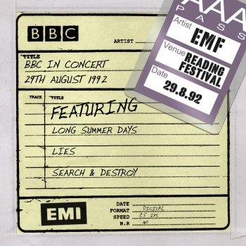 Testi BBC In Concert [29th August 1992]