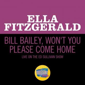 Testi Bill Bailey, Won't You Please Come Home (Live On The Ed Sullivan Show, May 5, 1963) - Single