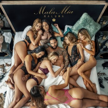 Mala Mía lyrics – album cover