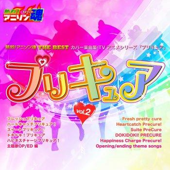 """♪ Tomorrow Song ~あしたのうた~(From """"ハートキャッチプリキュア ..."""