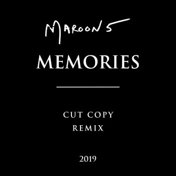 Testi Memories (Cut Copy Remix) - Single