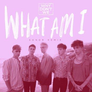 Testi What Am I (SONDR Remix) - Single