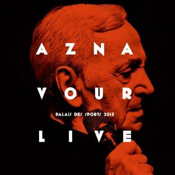 Testi Aznavour Live: Palais Des Sports 2015