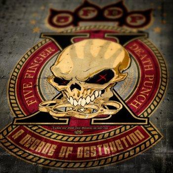 ハウス・オブ・ザ・ライジング・サン by Five Finger Death Punch - cover art
