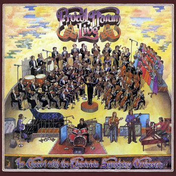 Testi Procol Harum Live - in Concert with the Edmonton Symphony Orchestra