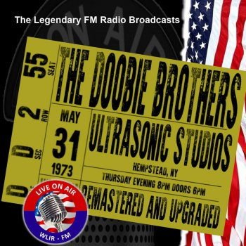 Testi Legendary FM Broadcasts - Ultrasonic Studios, Hempstead NY 31st May 1973
