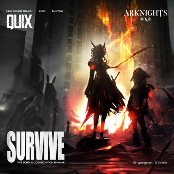 Testi Survive (Arknights Soundtrack) - Single