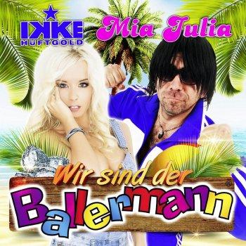 Wir Sind Der Ballermann Testo Ikke Hüftgold Feat Mia Julia