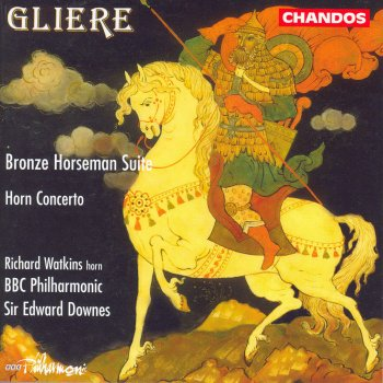Gliere: Bronze Horseman Suite (The) / Horn Concerto The Bronze Horseman, Op. 89a: IV. Fortune-telling - lyrics