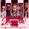 Vamo a da una Vuelta - Remix lyrics – album cover