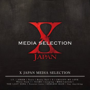 Testi X JAPAN MEDIA SELECTION