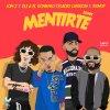 Mentirte (Remix) lyrics – album cover