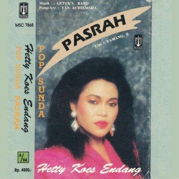 I testi delle canzoni dell'album Pop Sunda Pasrah di Hetty Koes