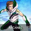 Arcanes lyrics – album cover