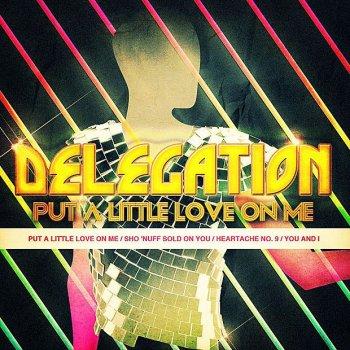Testi Put A Little Love On Me - EP