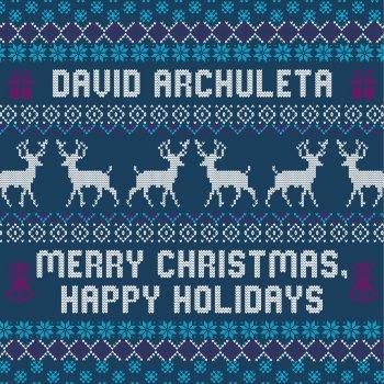 Testi Merry Christmas, Happy Holidays - Single