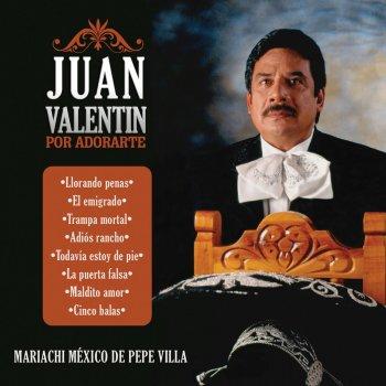 Resultado de imagen para juan valentin Por Adorarte (feat. Mariachi México de Pepe Villa)