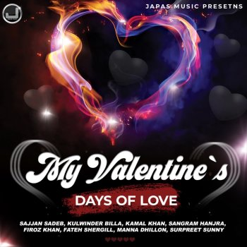 Testi My Valentine'S - Days of Love