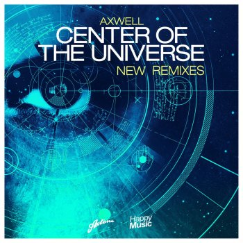 Testi Center Of The Universe - EP [NEW REMIXES]