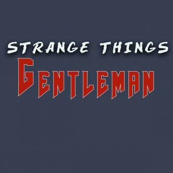 Testi Strange Things - Single