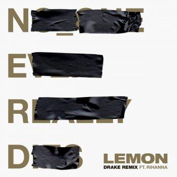 Lemon (Drake Remix) lyrics – album cover