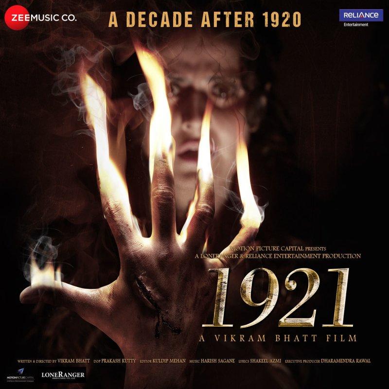 Koi Puche Mere Dil Se Mp3 Song: Harish Sagane - 1921 (Piano Theme) Lyrics