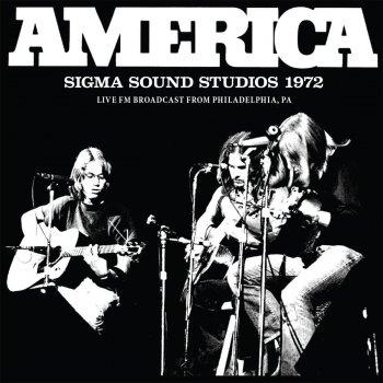 Testi Sigma Sound Studios 1972 (Live)