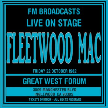 Testi Live On Stage FM Broadcast - Great West Forum 22nd October 1982