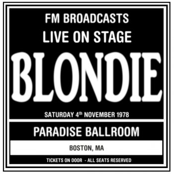 Testi Live On Stage FM Broadcasts - Paradise Ballroom 4th November 1978