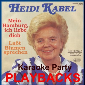 Testi Heidi Kabel Playbacks - Karaoke Party Playbacks