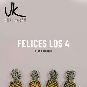 Testi Felices los 4 (Piano Version)