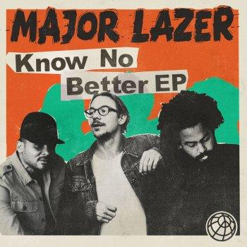 Particula by Major Lazer feat. DJ Maphorisa, Nasty C, Ice Prince, Patoranking & Jidenna - cover art